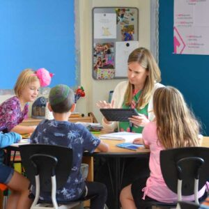 Social Emotional Development: Taking an Active Role